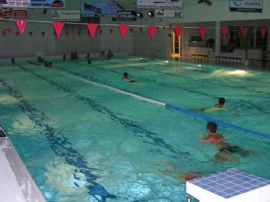 Plavecký bazén Delfín