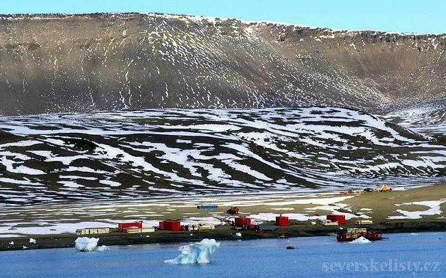 Stavba první české stanice v Antarktidě