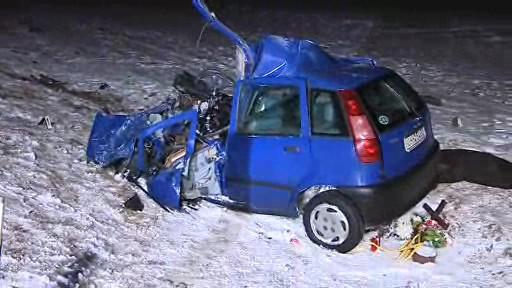 Tragická nehoda na Uherskohradišťsku