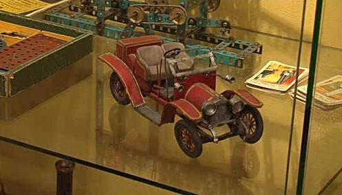 Výstava hraček ve Vranově nad Dyjí