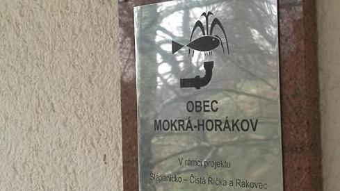 Obec Mokrá - Horákov