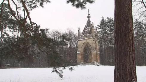 Hubertova kaple v Lednicko-valtickém areálu