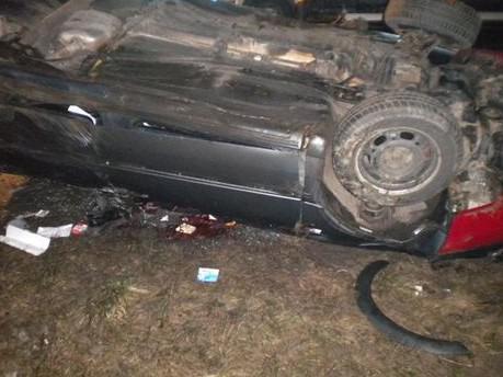 Vážná dopravní nehoda na Vyškovsku