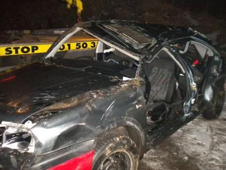 Smrtelná dopravní nehoda na Vyškovsku