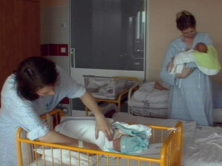 Informační video má budoucí matky připravit na průběh hospitalizace