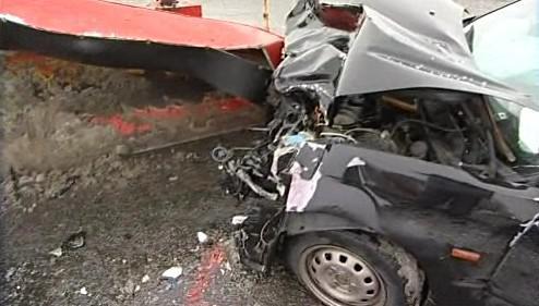 Nehoda na Vyškovsku