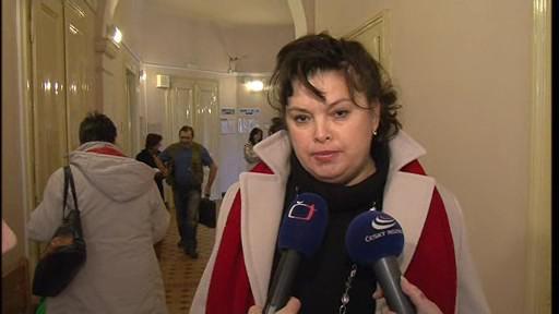Starostka Držovic Blanka Kolečkářová (STAN)