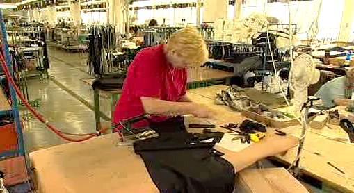Oděvní průmysl