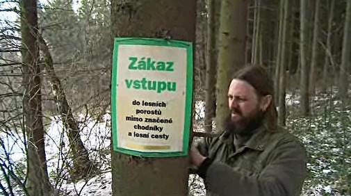Opatření proti černému pořezu stromků