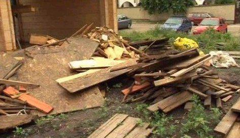 Klientům Reality z Lipé zůstaly jen rozestavěné domy - v tom lepším případě