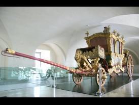 Olomoucké baroko / kočár biskupa Troyera