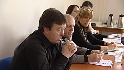 Jednání jihomoravských odborářů