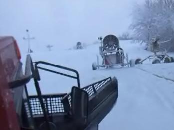 V Němčičkách se začne o víkendu lyžovat