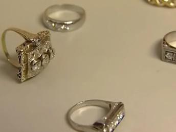 Ukradené prstýnky