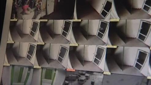 Problémový dům hlídají kamery