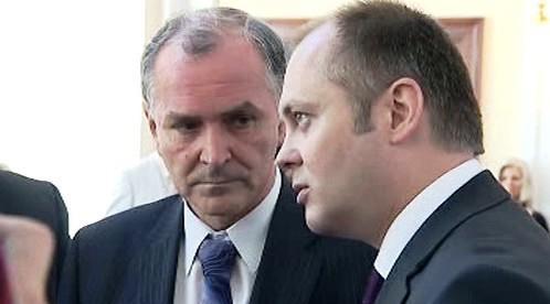 Stanislav Juránek a Michal Hašek