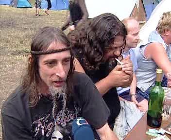 Rockoví fanoušci