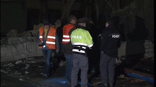 Při nehodě ve Svitávce zahynul slovenský dělník
