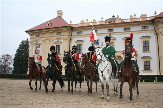 201. výročí bitvy u Slavkova