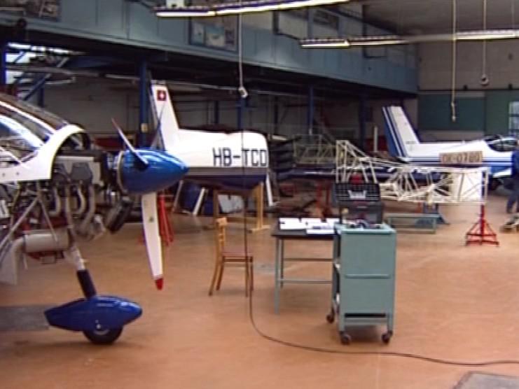 Výroba letadel  - Moravan Aviation