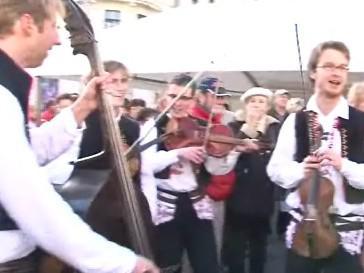 Svatomartinský košt 2010 v Brně