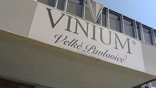 Společnost Vinium Velké Pavlovice