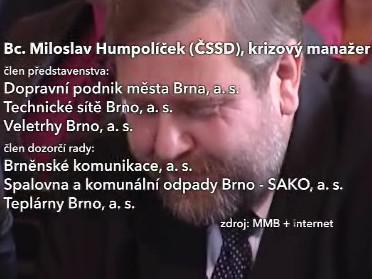 Miloslav Humpolíček (ČSSD)