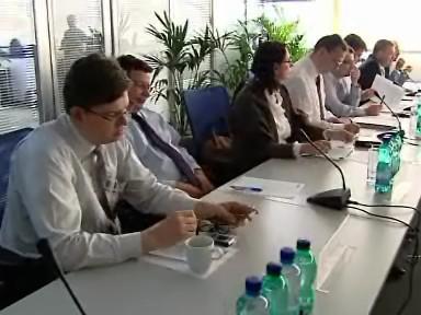 Jednání stranických špiček ODS