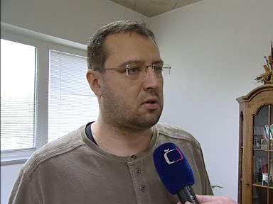 Jiří Kadrnka, předseda jihomoravské ODS