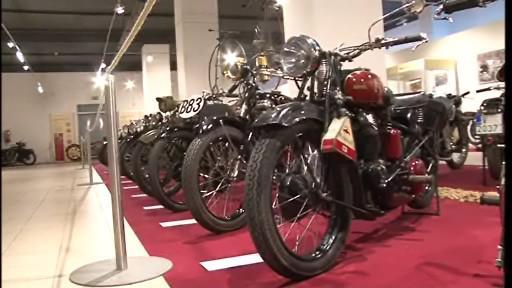 Výstava 50 let Veterán Automoto Clubu v Technickém muzeu v Brně