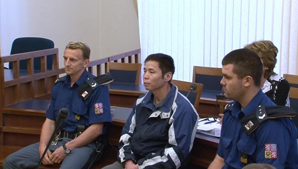 Mongol Erdenebat Duu u brněnského krajského soudu