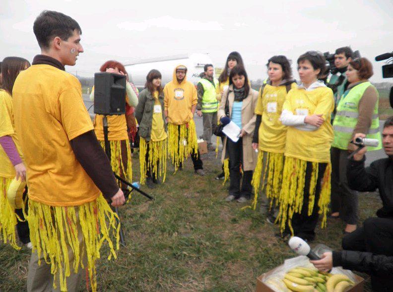 Aktivisté v Mikulově
