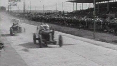 Závod vozů Bugatti