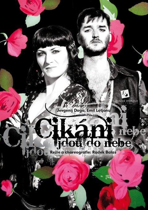 Plakát muzikálu \