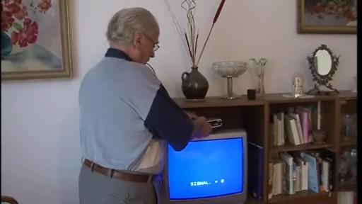 Lidé mají potíže s příjmem televizního signálu