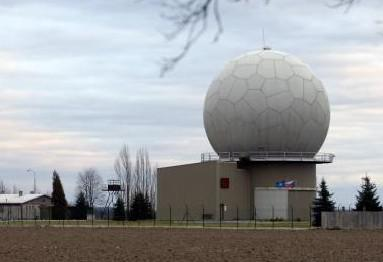 Radar protivzdušné obrany
