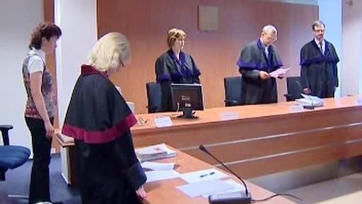 Soud potvrdil manželům Rosnerovým podmíněný trest