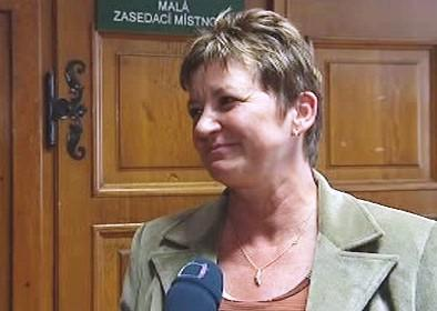 Místostarostka Brna-sever Zdeňka Tůmová