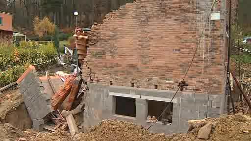 Ve Zlíně spadl další baťovský domek