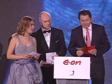 Slavnostní vyhlášení cen Energy Globe Award