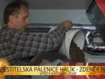 Pan Halík v akci