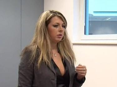 Denisa Osovská, přítelkyně Zdeňka Dulínka