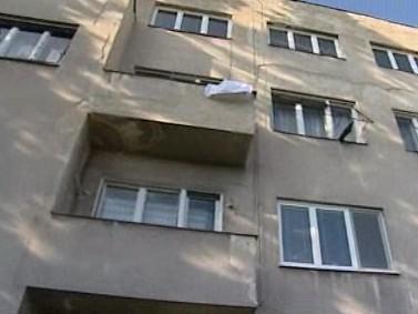 Funkcionalistický dům v Helfetrově ulici