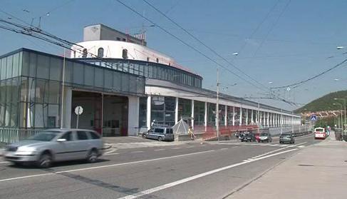 Vozovna Brno - Komín