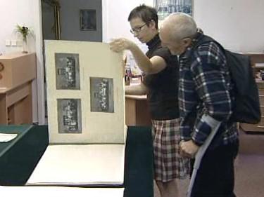 Návštěvníci zlínského archivu