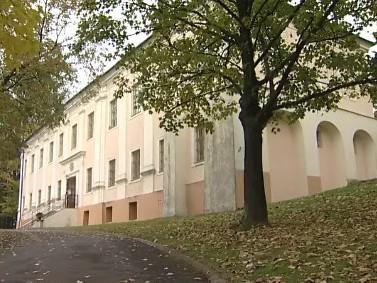 Budova Státního okresního archivu ve Zlíně