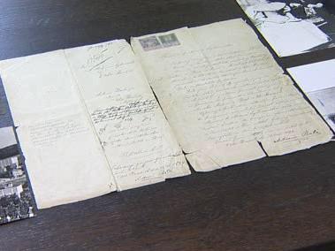 Dokumenty z baťovské éry