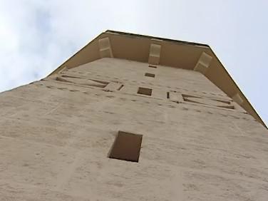 Minaret v Lednicko-valtickém areálu