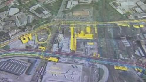 Plán na změnu trasy tramvají v Brně