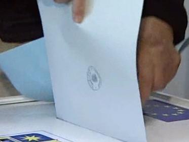 Vhazování volebního lístku